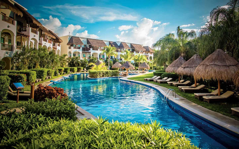Valentin Imperial Maya Resort Riviera Maya Valentin